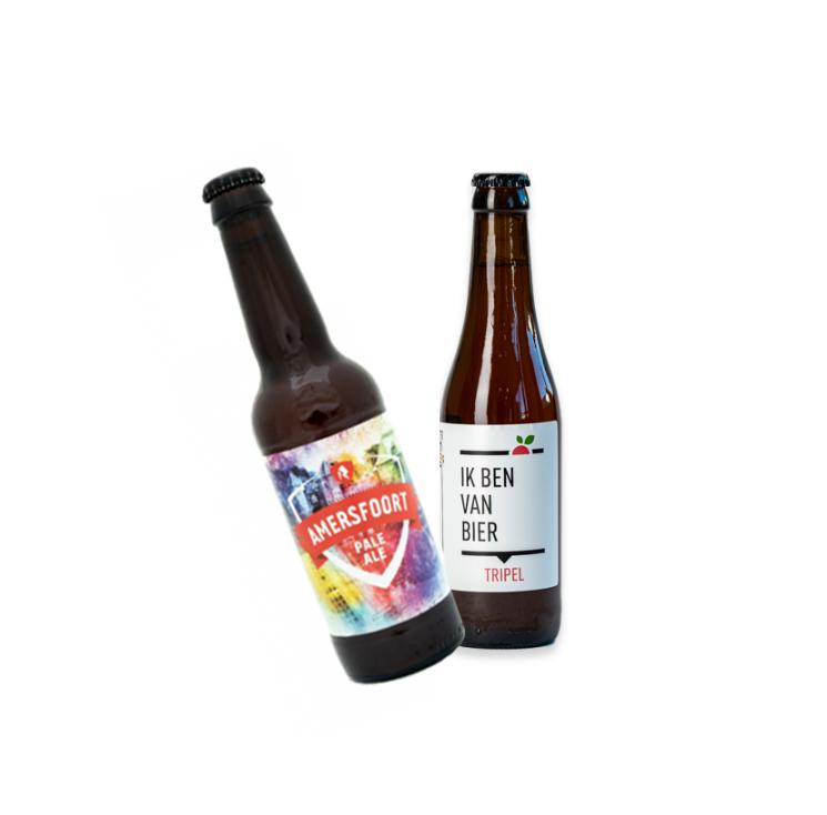 Fruitig bier van lokale ondernemers